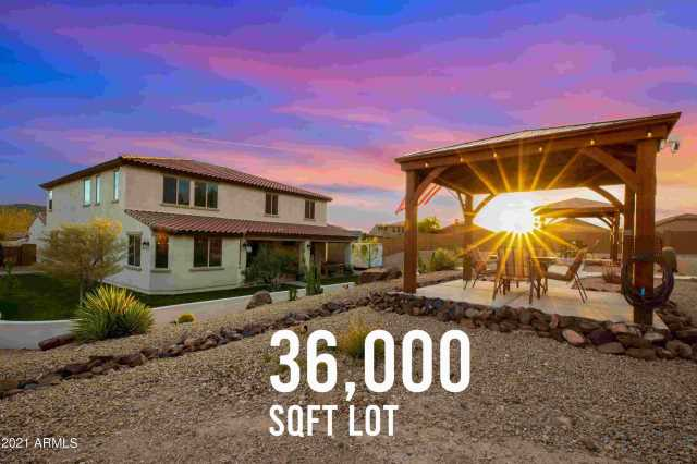 Photo of 8290 W WHITEHORN Trail, Peoria, AZ 85383
