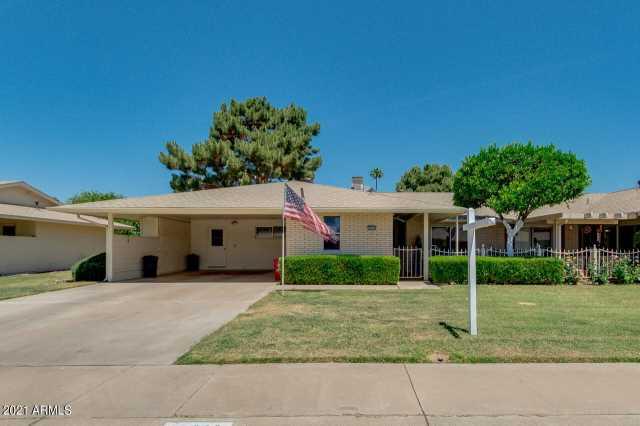 Photo of 10816 W DENHAM Drive, Sun City, AZ 85351