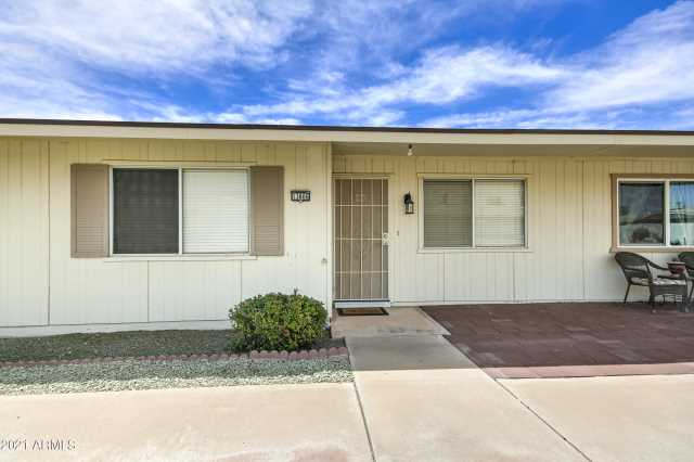 Photo of 13806 N SILVERBELL Drive, Sun City, AZ 85351