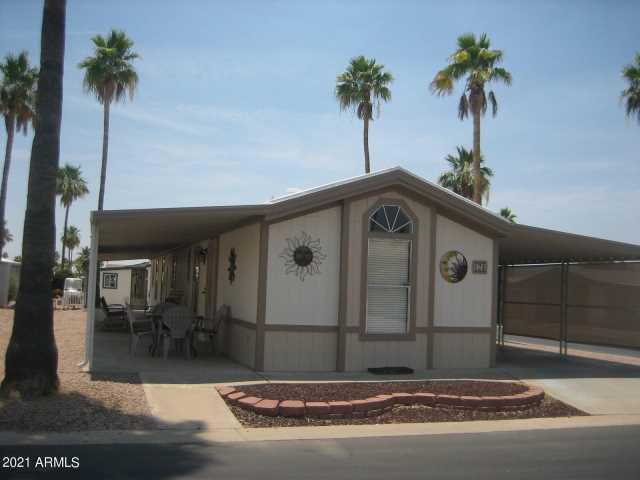 Photo of 9302 E BROADWAY Road #124, Mesa, AZ 85208
