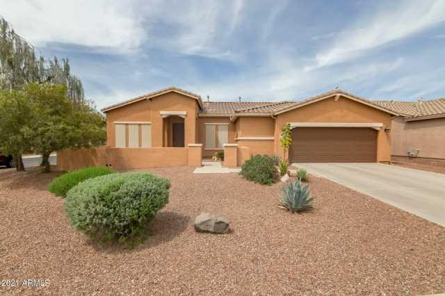 Photo of 42896 W MISTY MORNING Lane, Maricopa, AZ 85138