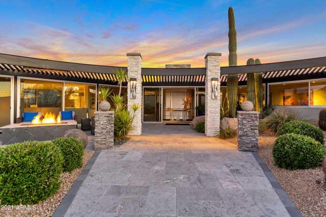 Photo of 38205 N SOMBRERO Road, Carefree, AZ 85377