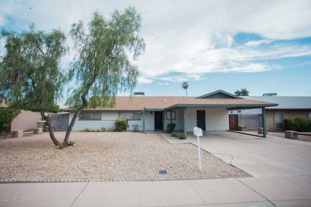 Photo of 5645 W SUNNYSLOPE Lane, Glendale, AZ 85302