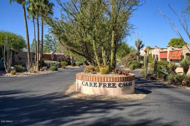 Photo of 37206 N TRANQUIL Trail #22, Carefree, AZ 85377