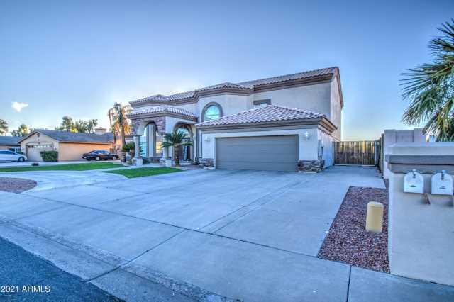 Photo of 1438 S CRESTON Circle, Mesa, AZ 85204