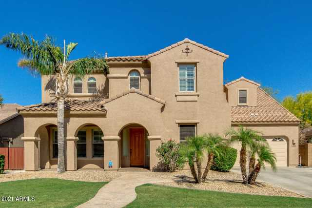Photo of 3423 E BLUEBIRD Place, Chandler, AZ 85286