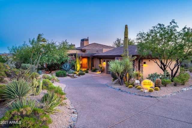 Photo of 10151 E NOLINA Trail, Scottsdale, AZ 85262