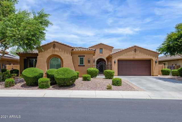 Photo of 5471 S BIG HORN Place, Chandler, AZ 85249