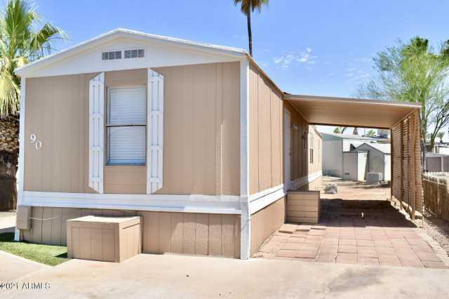Photo of 1650 S ARIZONA Avenue #90, Chandler, AZ 85286