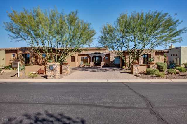 Photo of 26817 N SANDSTONE SPRINGS Road, Rio Verde, AZ 85263
