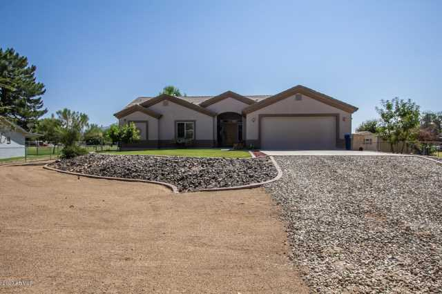 Photo of 13037 W HIDALGO Avenue, Avondale, AZ 85323