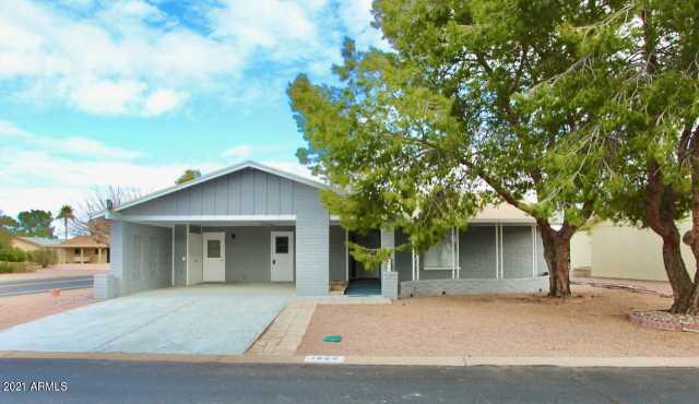 Photo of 1060 S FLORENCE Drive, Mesa, AZ 85208