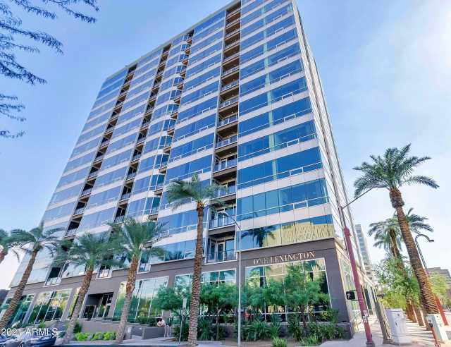 Photo of 1 E LEXINGTON Avenue #810, Phoenix, AZ 85012