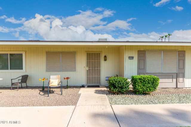 Photo of 13626 N SILVERBELL Drive, Sun City, AZ 85351