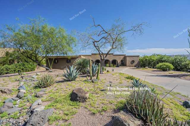 Photo of 16817 E HAWK Drive, Fountain Hills, AZ 85268