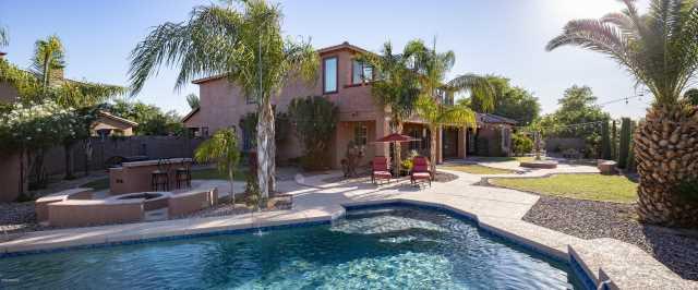 Photo of 20396 E VIA DEL RANCHO --, Queen Creek, AZ 85142