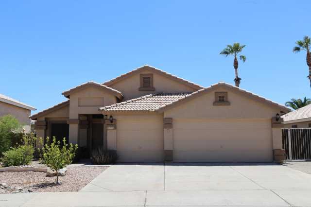 Photo of 8931 W LONE CACTUS Drive, Peoria, AZ 85382