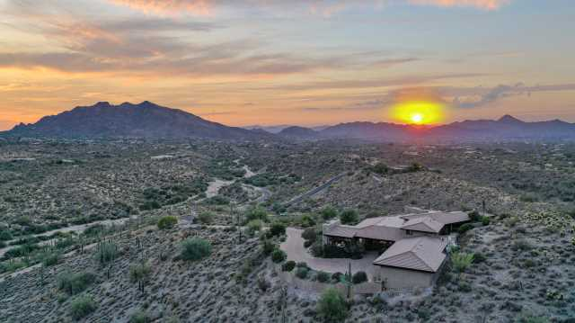 Photo of 39789 N Ocotillo Ridge Drive, Carefree, AZ 85377
