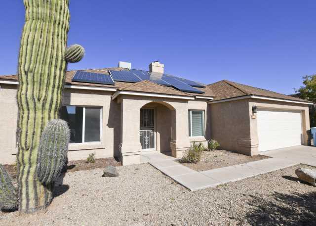 Photo of 4202 W SOFT WIND Drive, Glendale, AZ 85310
