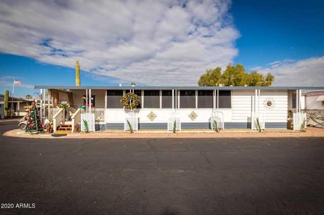 Photo of 8780 E MCKELLIPS Road #250, Scottsdale, AZ 85257