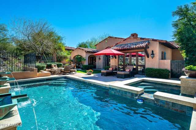 Photo of 18683 N 101ST Place, Scottsdale, AZ 85255