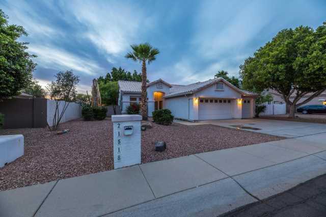 Photo of 21518 N 58TH Drive, Glendale, AZ 85308