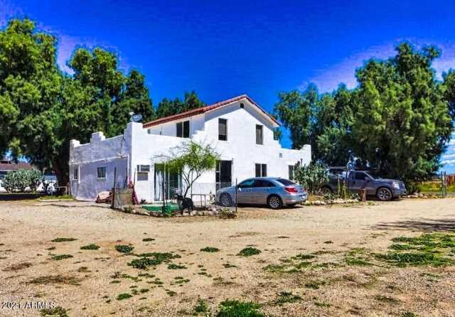 Photo of 21777 W HARDING Avenue, Wittmann, AZ 85361