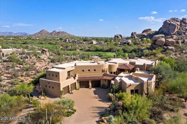 Photo of 7311 E ARROYO HONDO Road, Scottsdale, AZ 85266