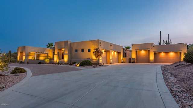 Photo of 16237 E SAGUARO Boulevard, Fountain Hills, AZ 85268
