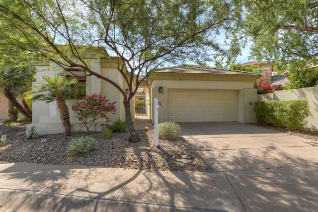 Photo of 7705 E DOUBLETREE RANCH Road #19, Scottsdale, AZ 85258