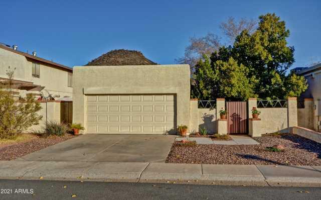 Photo of 4746 W ESCUDA Drive, Glendale, AZ 85308