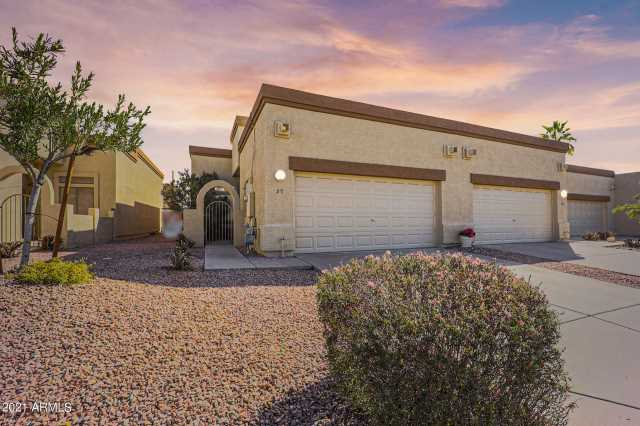 Photo of 6730 E HERMOSA VISTA Drive #55, Mesa, AZ 85215