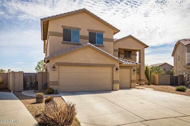 Photo of 18265 N LARKSPUR Drive, Maricopa, AZ 85138