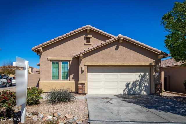Photo of 12240 W OCOTILLO Lane, El Mirage, AZ 85335