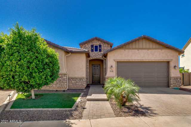 Photo of 4510 S DANYELL Drive, Chandler, AZ 85249