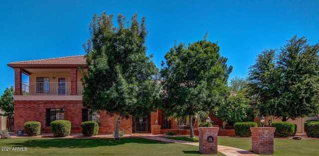 Photo of 1731 E MENLO Street, Mesa, AZ 85203