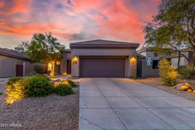 Photo of 6826 E NIGHTINGALE STAR Circle, Scottsdale, AZ 85266