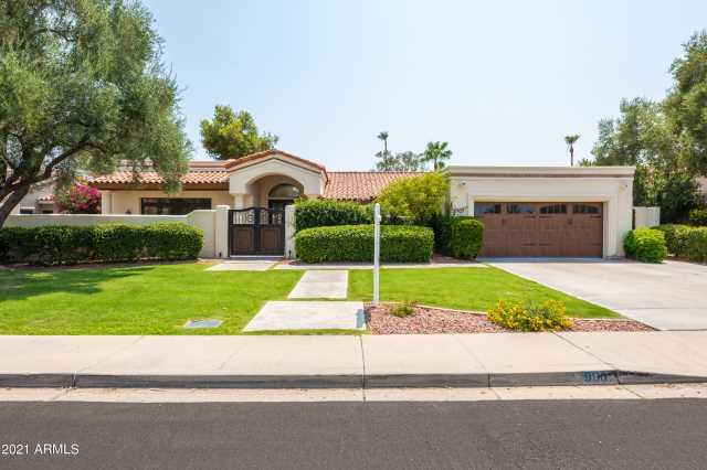Photo of 9907 E TOPAZ Drive, Scottsdale, AZ 85258
