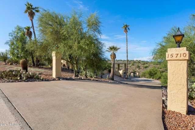 Photo of 15710 E Centipede Drive, Fountain Hills, AZ 85268