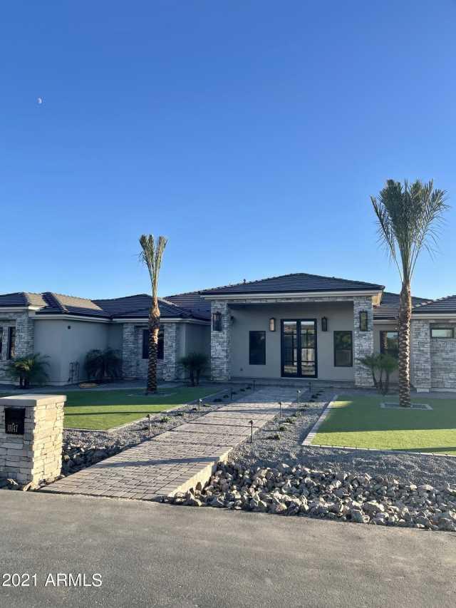 Photo of 18147 W SAN JUAN Court, Litchfield Park, AZ 85340