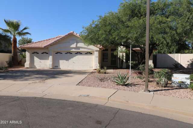 Photo of 1010 S TERRIPIN Circle, Mesa, AZ 85208