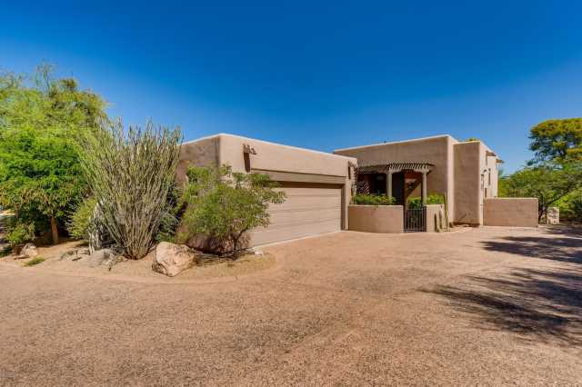 Photo of 3104 E ARROYO HONDO Road, Carefree, AZ 85377
