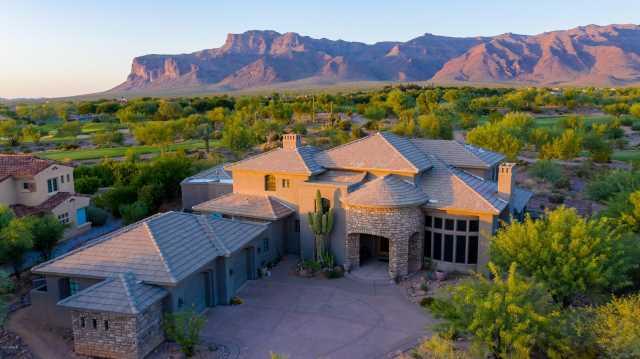 Photo of 7568 E WILDERNESS Trail, Gold Canyon, AZ 85118