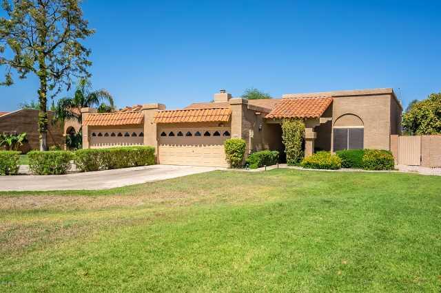 Photo of 9196 E EVANS Drive, Scottsdale, AZ 85260