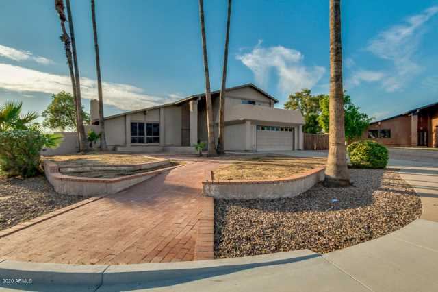 Photo of 3378 W GRANDVIEW Road, Phoenix, AZ 85053