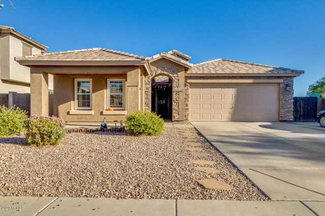 Photo of 22145 E CALLE DE FLORES Road, Queen Creek, AZ 85142