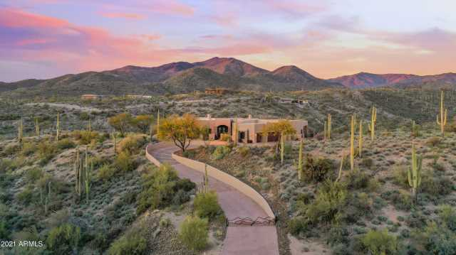 Photo of 8390 E Coronado Trail, Carefree, AZ 85377