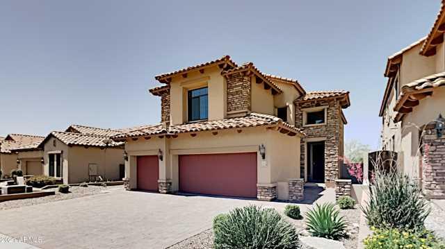 Photo of 3540 N SONORAN HILLS --, Mesa, AZ 85207