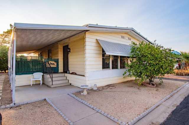 Photo of 8780 E MCKELLIPS Road #109, Scottsdale, AZ 85257