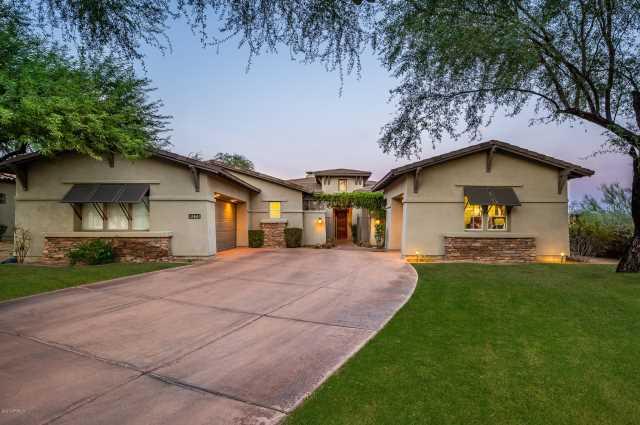 Photo of 9175 E Mountain Spring Rd. Road, Scottsdale, AZ 85255